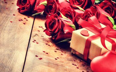 14 Febbraio San Valentino! Numerose idee regalo.