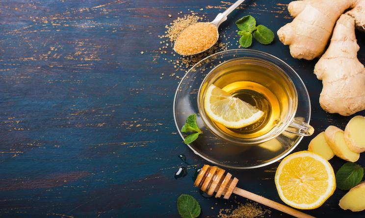 Durante la guarigione da raffreddore puoi aiutarti con un'ottima tisana fatta in casa!