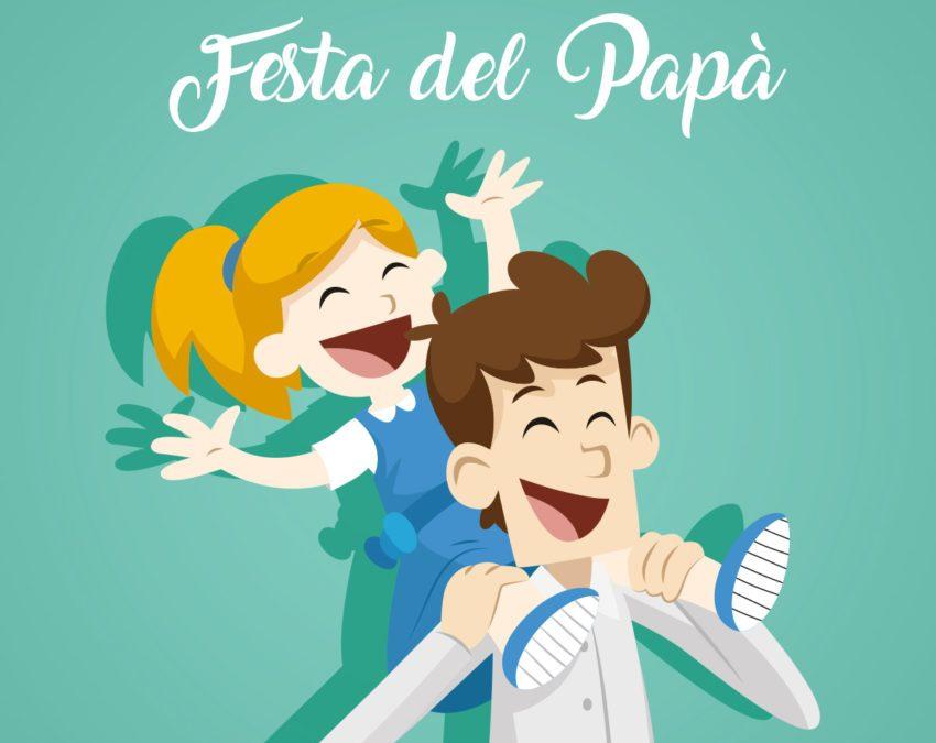 19 marzo Festa del papà