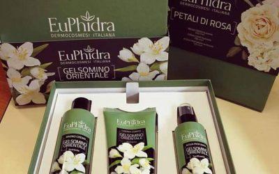 """Confezione regalo """" I bouquet """" di Euphidra"""