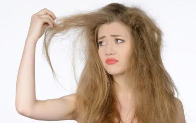 Cura dei capelli in estate