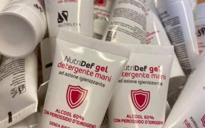 Igienizzanti e saponi per mani e superfici